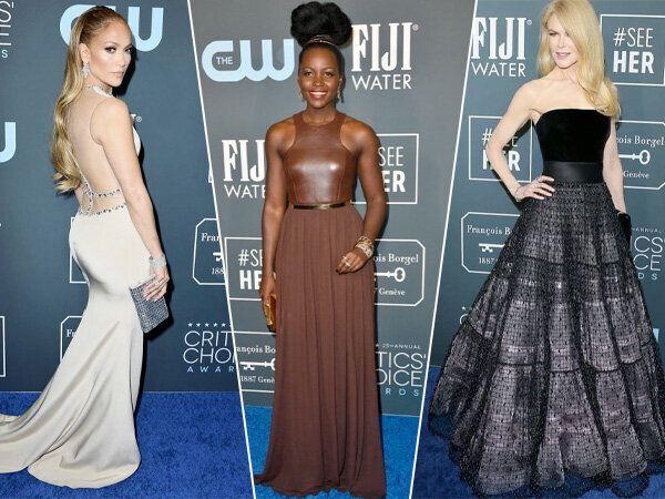 Critics' Choice Awards 2020- κόκκινο χαλί.