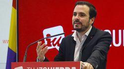 Afines a Alberto Garzón preparan la fundación de Esquerra Unida