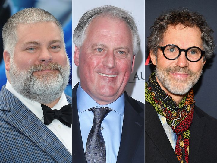 From left to right: Animator Dean DeBlois, sound engineer Paul Massey, and production designer Dennis Gassner are among the Canadian 2020 Oscar Nominees.