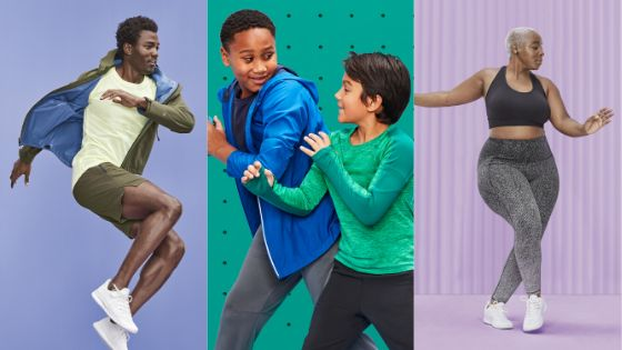 Everything you need to know about Target's new sustainable workout collection.