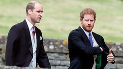 Princes Harry And William Debunk Claim About