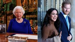 Queen Elizabeth Confirms Harry And Meghan Are Coming To