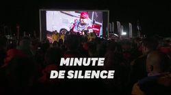 Le Dakar rend hommage à Paulo