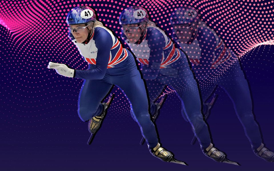 Elise Christie Was In A Vicious Circle Of Self-Harm. This Was Her Turning Point
