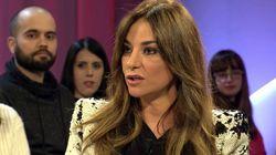 Mariló Montero critica el pin antifascista que ha llevado Pablo Iglesias: