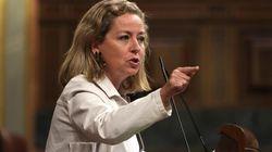 CC sanciona a Ana Oramas con 1.000 euros por la 'indisciplina' de voto en la