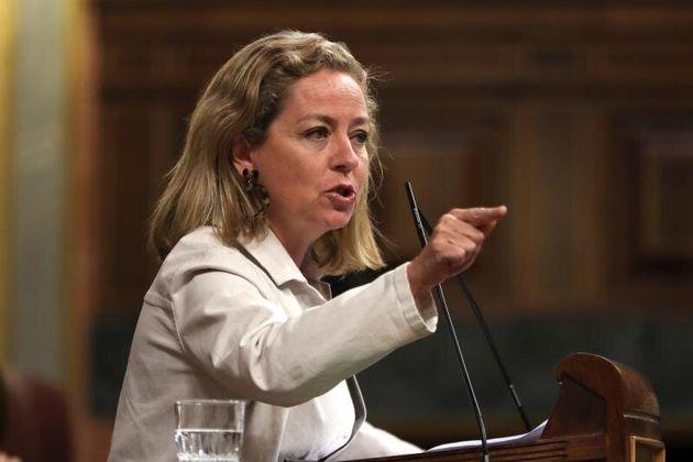 La diputada de Coalición Canaria en el Congreso, Ana Oramas. EFE/Kiko