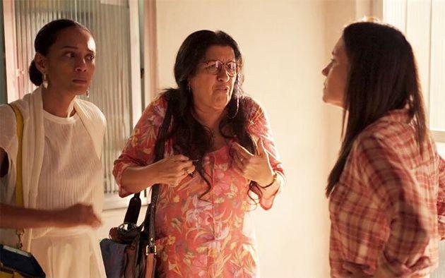 Taís Araújo, Regina Casé e Adriana Esteves, as estrelas de