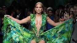Jennifer Lopez, magnifique égérie de la campagne