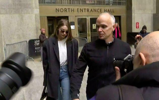 Gigi Hadid a été convoquée pour accomplir son devoir citoyen au procès d'Harvey