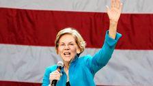 Elizabeth Warren Sagt, Sie Würde Beseitigen Die Verschuldung Der Studierenden Am Ersten Tag Ihrer Präsidentschaft