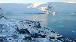 5e1d016d21000033001f6d3a - 'Você perde a noção do tempo', diz chefe da estação brasileira na Antártida