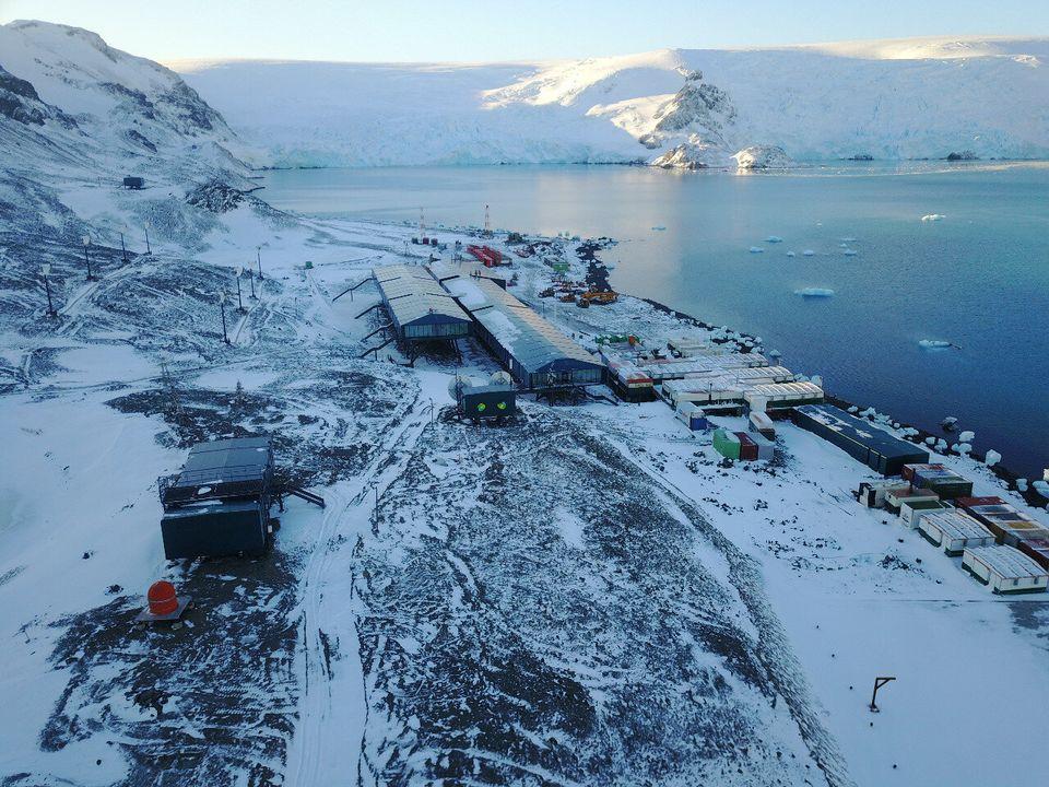 A Estação Antártica Comandante Ferraz será reinaugurada nesta terça-feira...