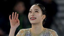유영에게 동계유스올림픽 금메달 안긴