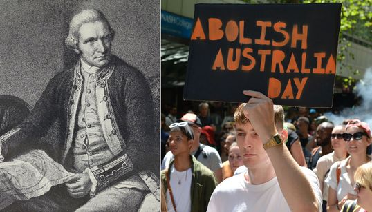 What To Do This January 26 If You're Uncomfortable With The $60m Captain Cook