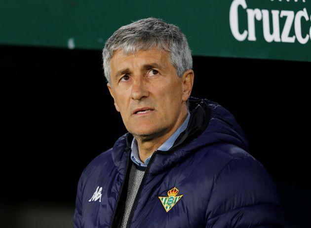 Soccer Football - Copa del Rey - Semi Final First Leg - Real Betis v Valencia - Estadio Benito Villamarin,...