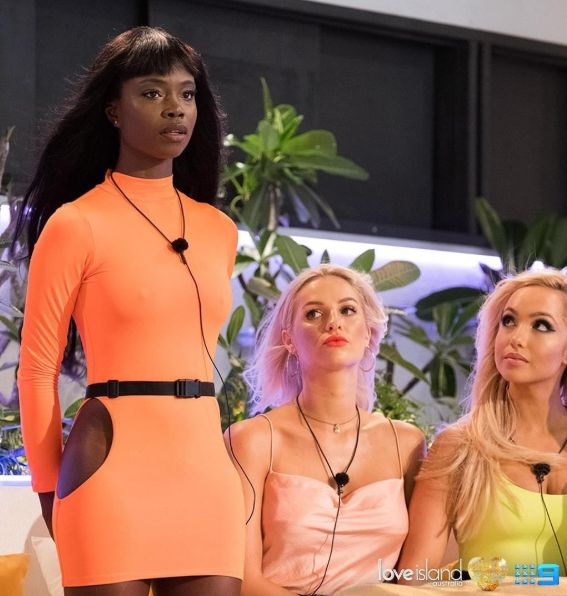 Cynthia Taylu was the first black contestant to appear on the Australian version of Love