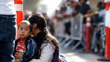 Richter Weigert Sich, Zu Zweiten Erraten Familie Trennungen An Der Grenze