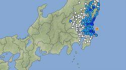 茨城県で地震続く