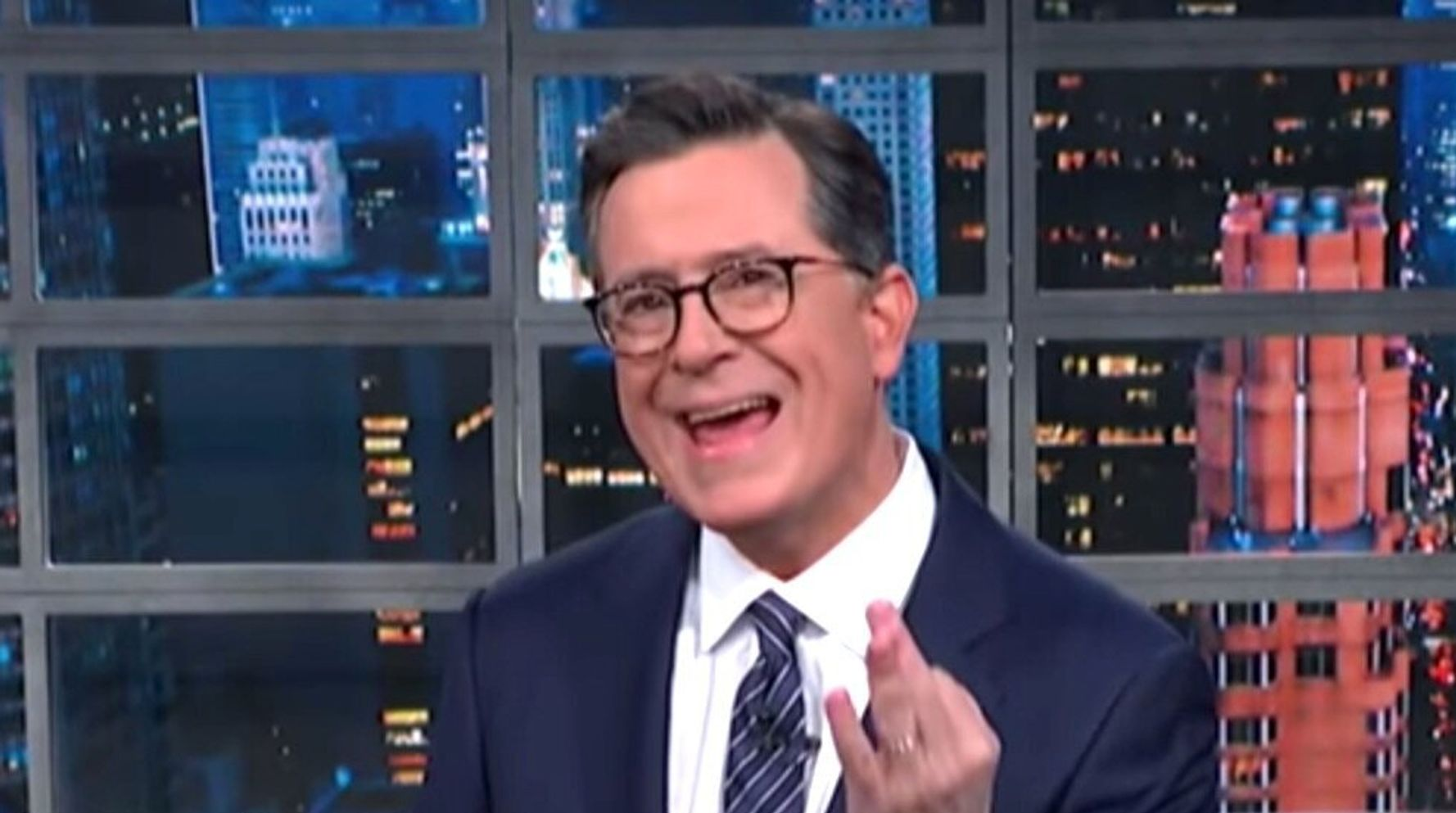 Westlake Legal Group 5e1d52872100003000af8ca4 Colbert Torches Trump Administration For Failure To Understand 1 Basic Word