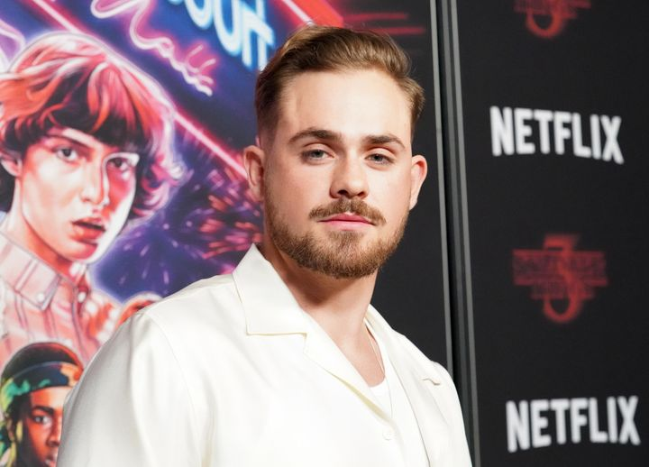 """Australian actor and """"Stranger Things"""" star Dacre Montgomery started a GoFundMe page."""