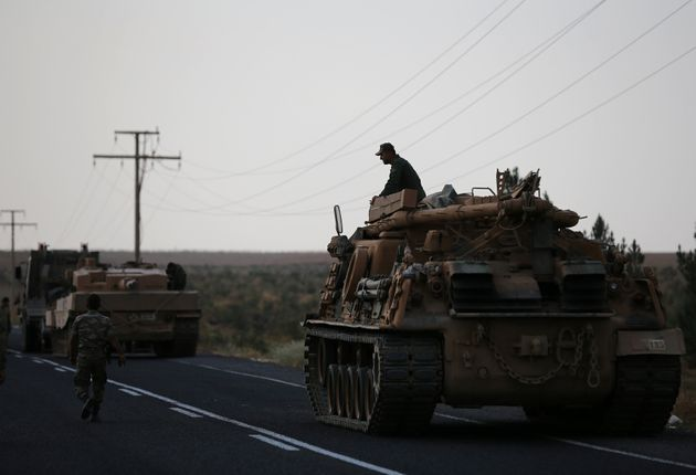 Τουρκία: Συλλήψεις 176 στρατιωτικών για σχέσεις με το δίκτυο