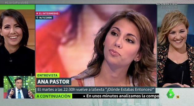 Ana Pastor en