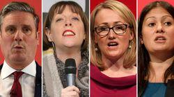 El laborismo británico elige el quinteto que peleará por relevar a