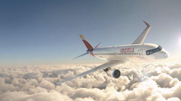 El uso del avión aumenta en España un