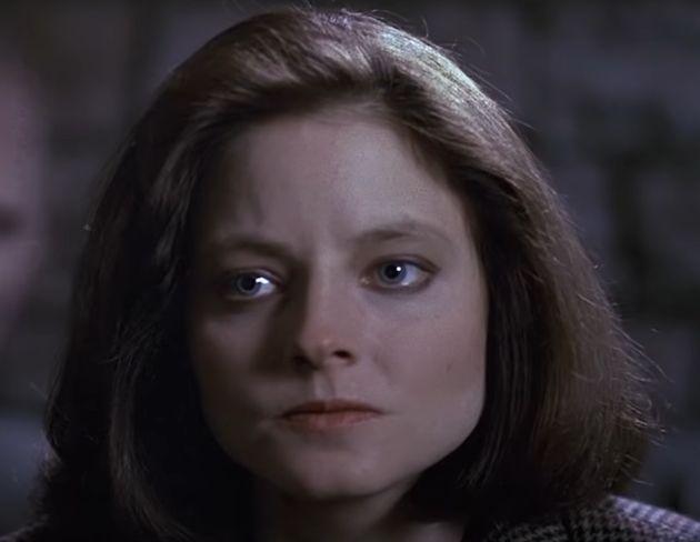 Η Τζόντι Φόστερ στη «Σιωπή των Αμνών».