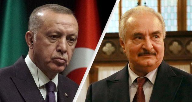 Erdogan/Haftar