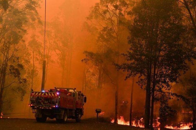 Devastadores incendios en