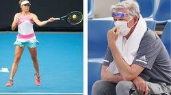 Australian Open: ritardi e match sospesi per via dello smog da