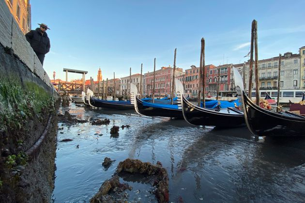 Στέγνωσαν τα κανάλια της Βενετίας δύο μήνες μετά τις καταστροφικές