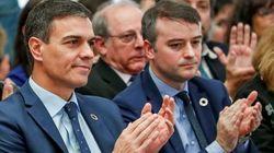 Sánchez confirma a Iván Redondo como su jefe de gabinete y amplía su