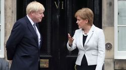Scottish Independence: Boris Johnson Rejects Second