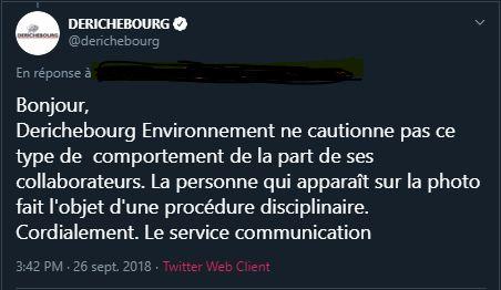 Derichebourg annonce une procédure de