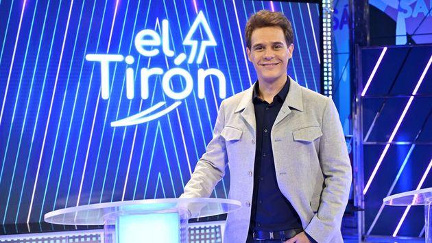 Christian Gálvez, presentador en 'El