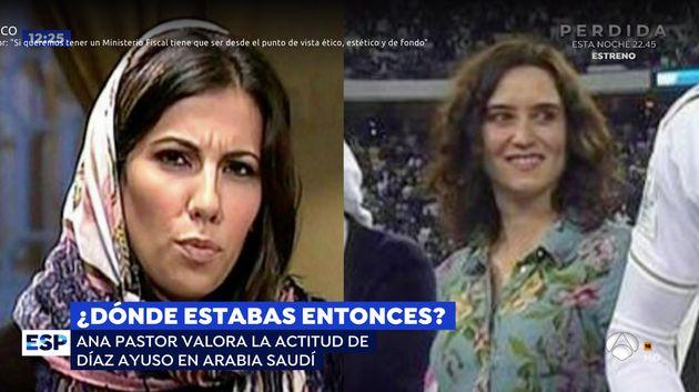Ana Pastor y Díaz