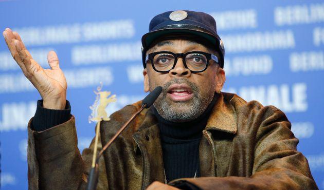 Spike Lee, ici en février 2016 à la Berlinale, sera le prochain président du jury...