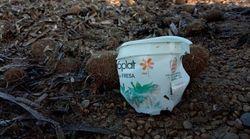 Αθάνατο πλαστικό: Κεσεδάκι από τους Ολυμπιακούς Αγώνες του 1976 ξεβράστηκε σε Ισπανική