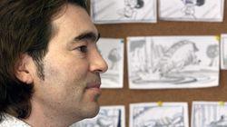 Le réalisateur de dessins animés Éric Bergeron mis en examen pour