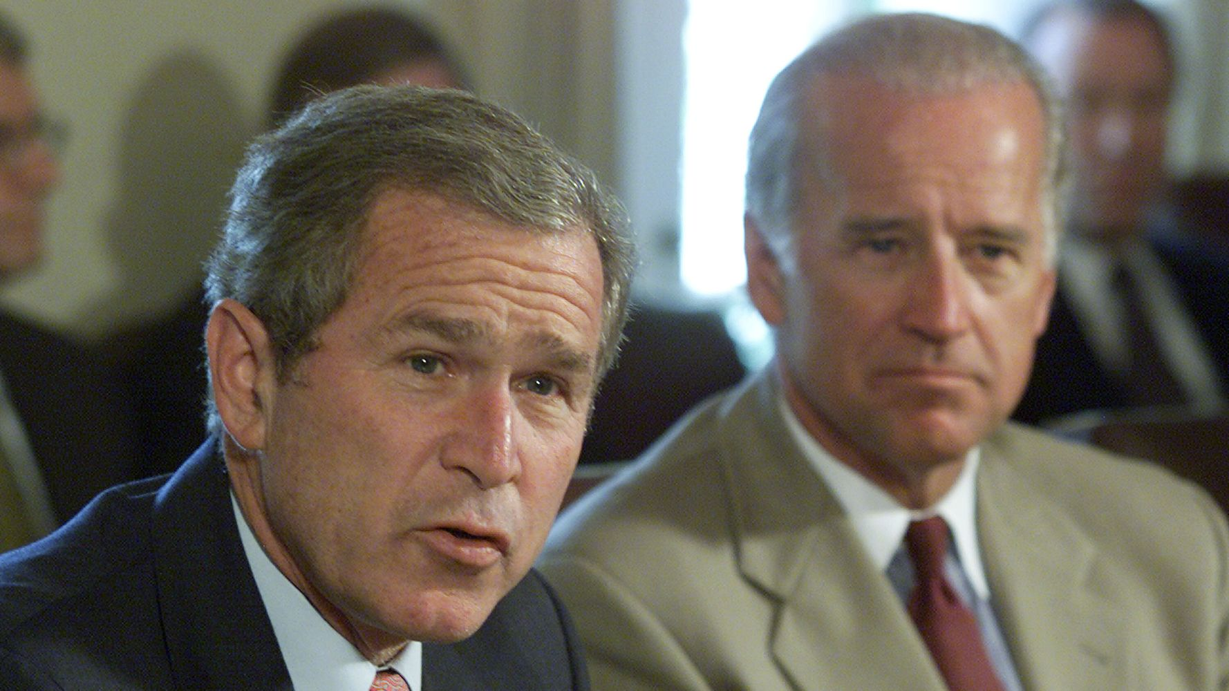 Biden Reportedly Told Bush He'd Get The Nobel Peace Prize If He Could Invade Iraq Quickly
