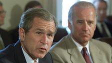 Μπάιντεν Φέρεται να Είπε ο Μπους Είχε Πάρει Το Βραβείο Νόμπελ Ειρήνης Αν Θα Μπορούσε να Εισβάλει στο Ιράκ Γρήγορα