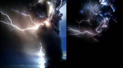 Las impresionantes imágenes que ha dejado la erupción del volcán Taal en