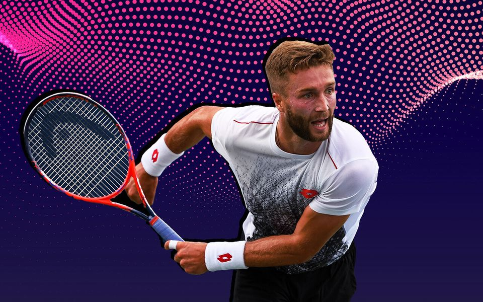 Tennis Player Liam Broady Reveals Just How Lonely The Sport Can Be