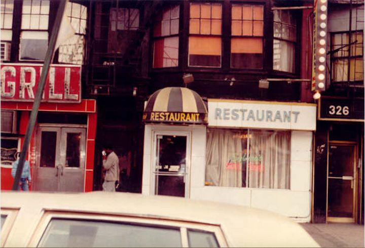 Sylvia's opened on Aug. 1, 1962, with just 35 seats.
