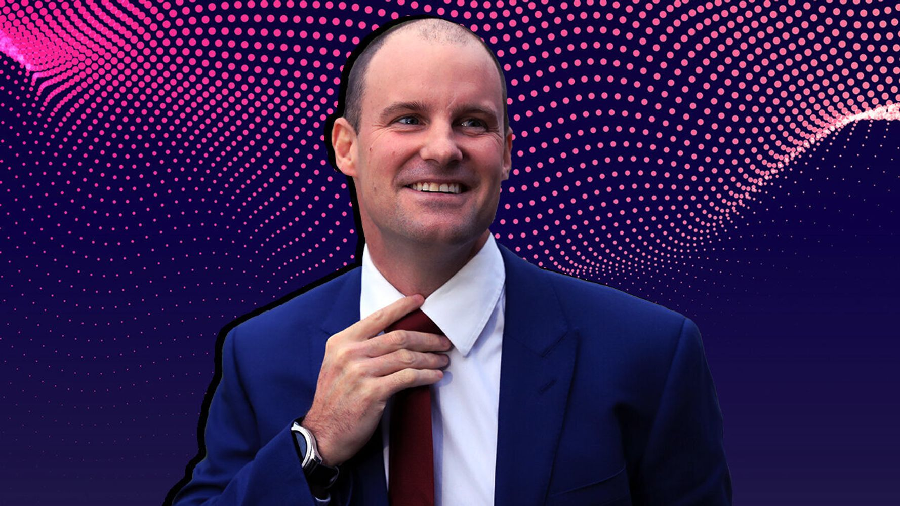 Andrew Strauss: 'I Try Not To Say I Have Bad Days. They're Just Days I'm Remembering'