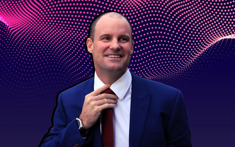 Andrew Strauss: I Try Not To Say I Have Bad Days. They're Just Days I'm Remembering