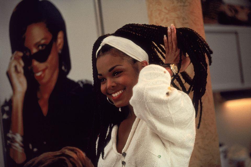 "Janet Jackson interpretó a Justice en 1993 ""Poética"